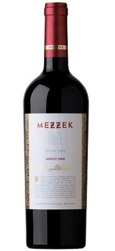 Mezzek White Soil Merlot 2008