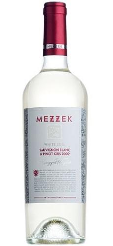 Mezzek White Soil Sauvignon Blanc & Pinot Gris 2009