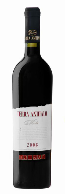 Terra Anhialo Merlot 2008