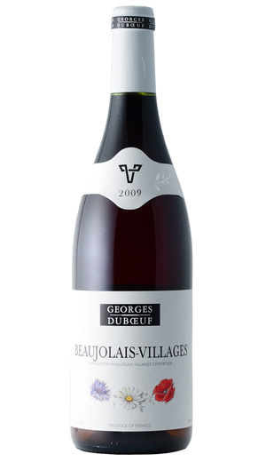Beaujolais Villages Selection Georges Duboeuf 2009